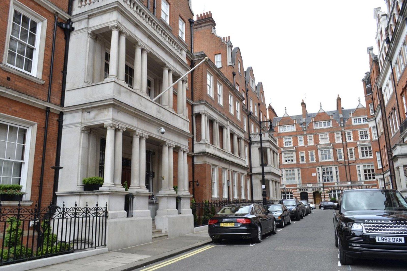 London Property Sales History