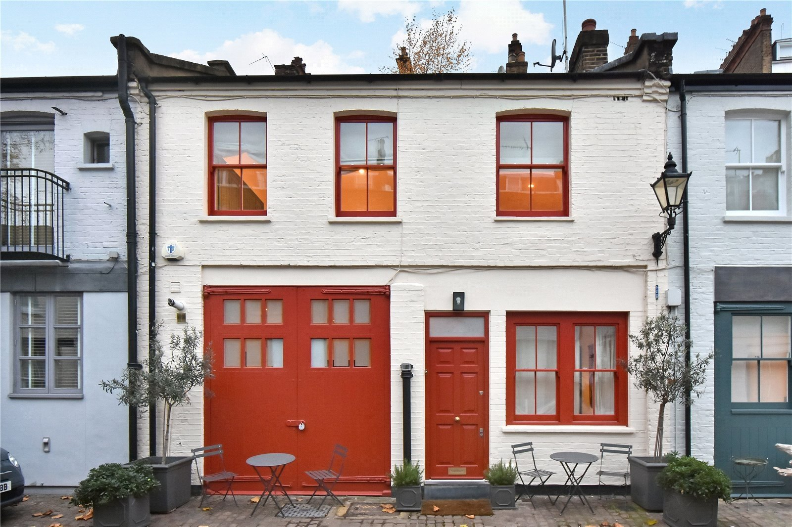 Cranley Mews, London, SW7