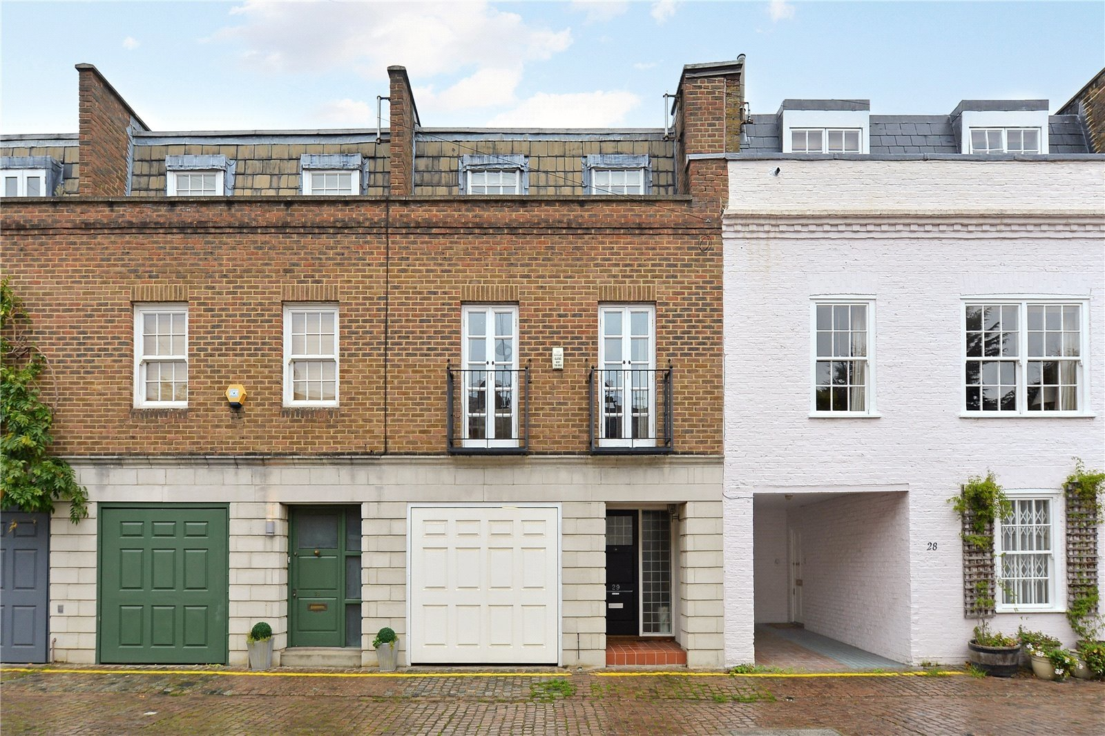 Cresswell Place, London, SW10