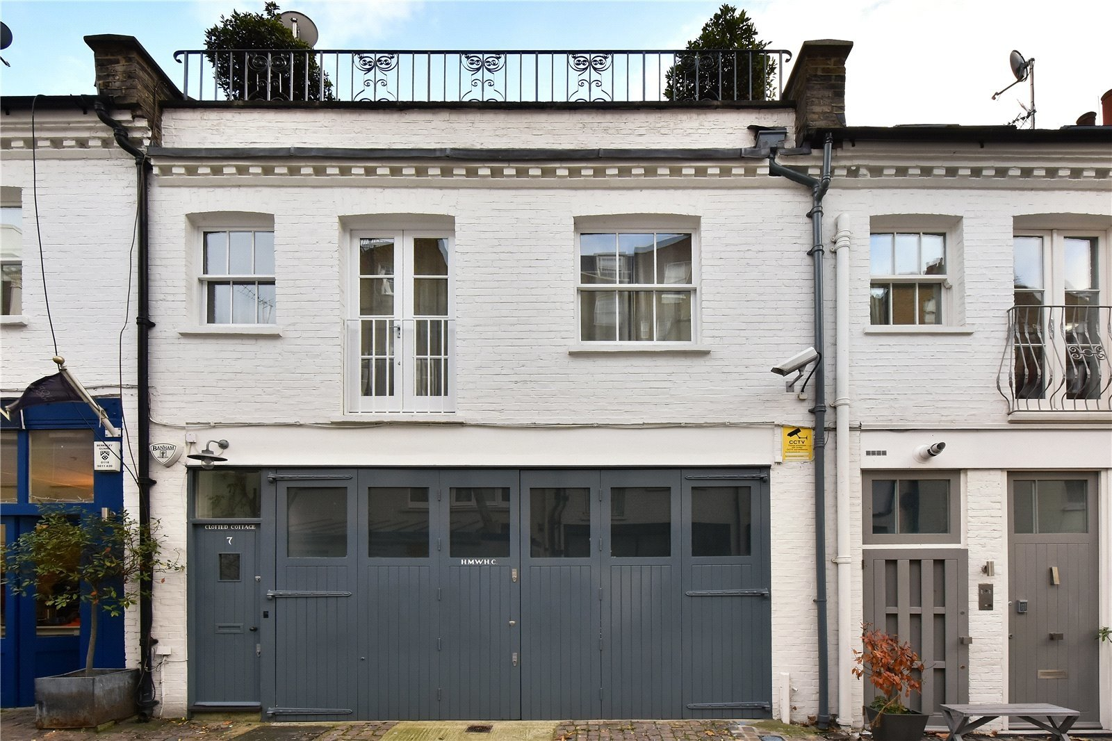 Elvaston Mews, London, SW7-1