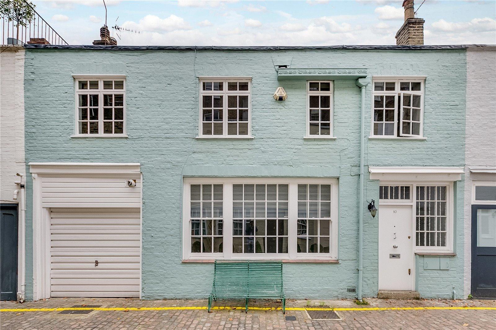 Victoria Grove Mews, Notting Hill, London, RBKC, W2-9