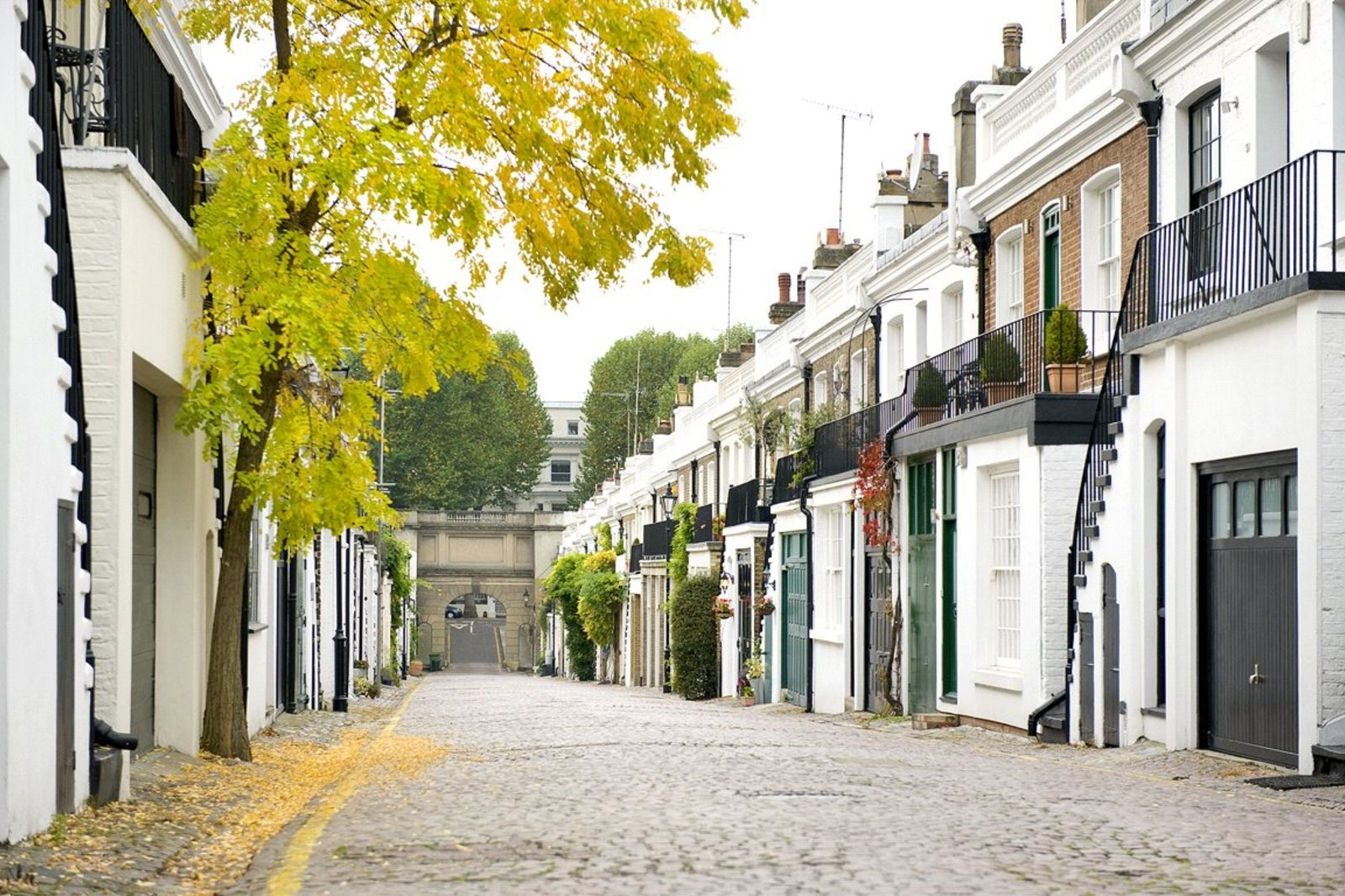 Holland Park Mews London W11