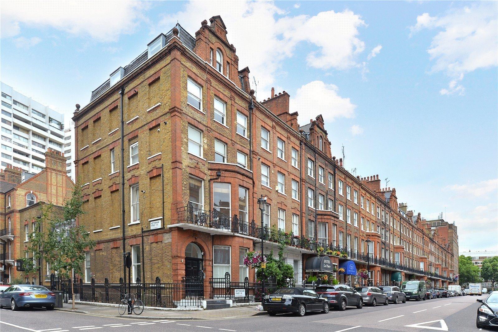 Nottingham Place, London, W1U-9
