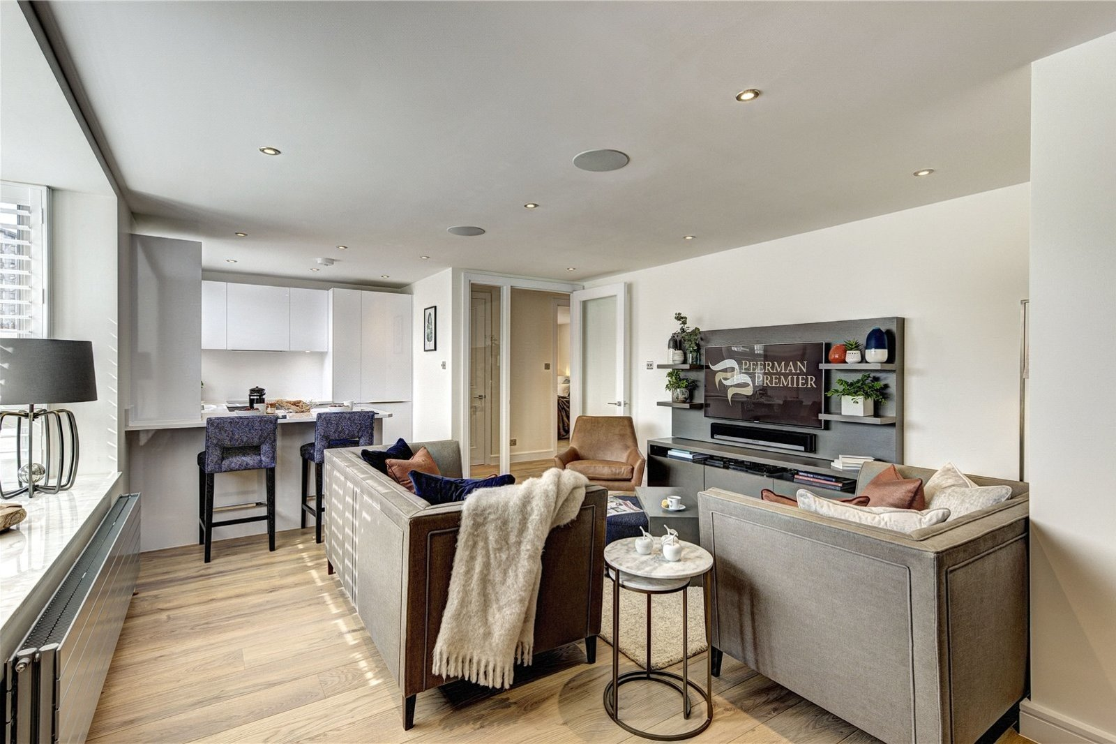 Thorburn House, Kinnerton Street, London, SW1X-5