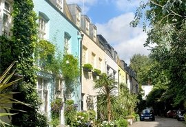 Albion Mews, Connaught Village, Bayswater, W2
