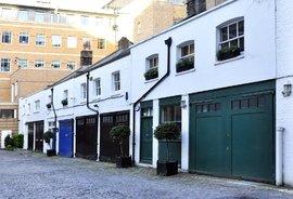 Bakers Mews, Marylebone, London, W1U