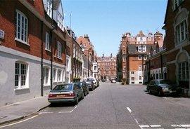 Balfour Mews, Park Lane, Mayfair, Westminster, W1K