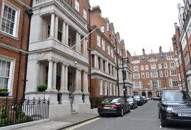 Balfour Place, Park Lane, Mayfair, London, W1K