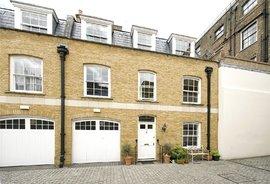 Beverston Mews, Marylebone Village, London, W1H