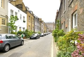 Bingham Place, Marylebone Village, London, W1U