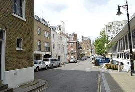 Blackburne's Mews, Mayfair, Westminster, W1K