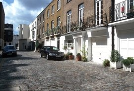 Boscobel Place, Belgravia, London, SW1W