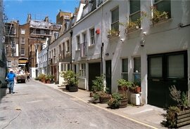 Brook Mews North, Bayswater, London, W2