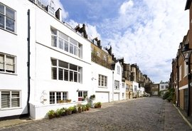 Bryanston Mews East, Marylebone, London, W1H
