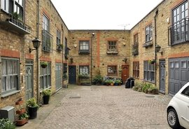 Burdett Mews, Westbourne Grove, Bayswater, London, W2