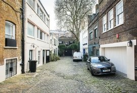 Chester Square Mews, Belgravia, London, SW1W