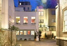 Clarendon Close, Connaught Village, London, W2