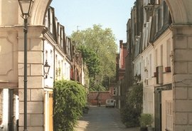 Colbeck Mews, South Kensington, London, SW7
