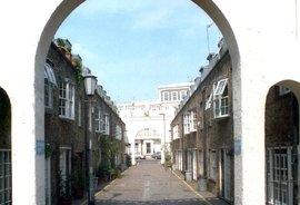 Comeragh Mews, West Kensington, London, W14
