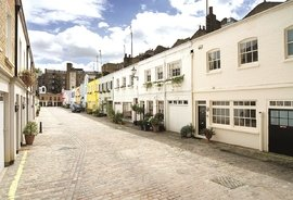 Conduit Mews, Paddington, Bayswater, London, W2
