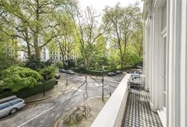 Flat for sale in Cornwall Gardens, London