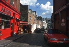 Denbigh Close, Portobello Road, Notting Hill, W11