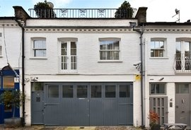 House for sale in Elvaston Mews, London