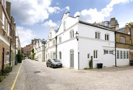 Hesper Mews, South Kensington, London, SW5