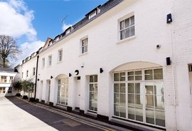 Inverness Mews, Bayswater, London, W2