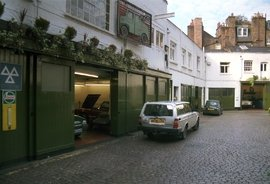 Portsea Mews, Connaught Village, London, W2