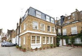 Queen's Gate Place Mews, Kensington, London, SW7
