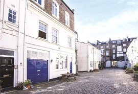Radnor Mews, Hyde Park Estate, London, W2