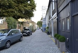 Russell Gardens Mews, Kensington Olympia, London, W14