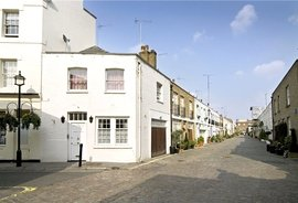Flat to rent in Hyde Park Gardens Mews, Lancaster Gate