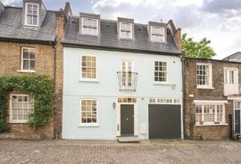 House to rent in Ladbroke Walk, Holland Park