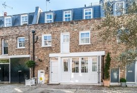 House to rent in Southwick Mews, Paddington