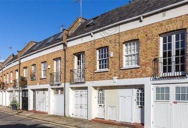 Royal Crescent Mews, London, W11