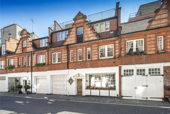 Holbein Mews, Chelsea, London, SW1W