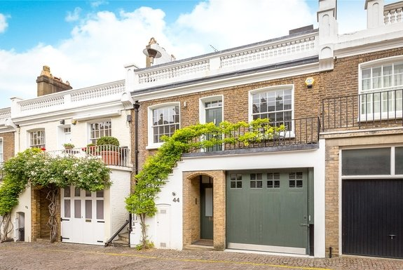 Holland Park Mews, Holland Park, Kensington, London, W11