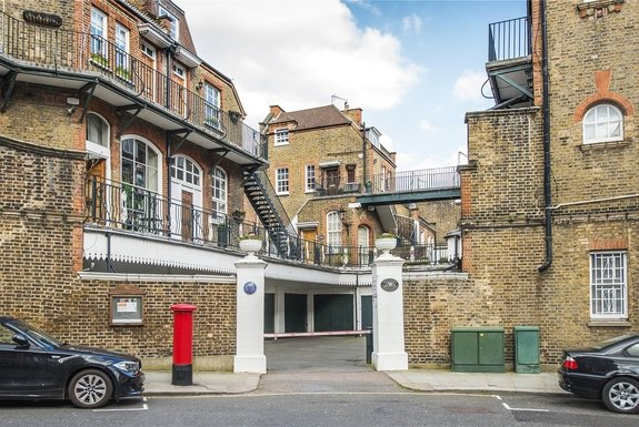 Kensington Court Mews, London, W8