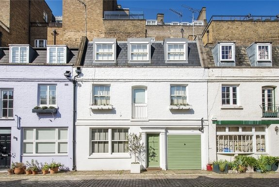 Lancaster Mews, Bayswater, London, W2