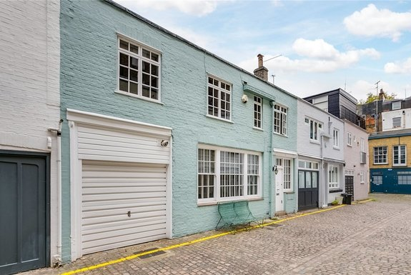 Victoria Grove Mews, Notting Hill, London, RBKC, W2