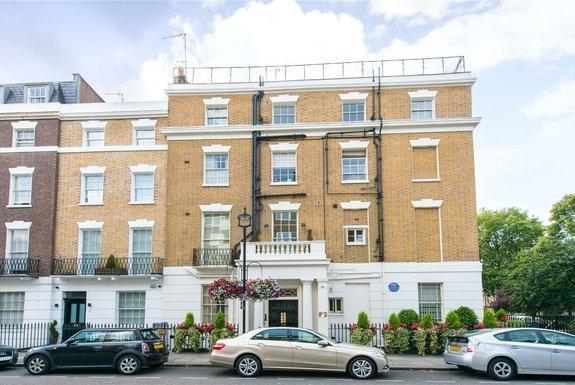 Corner Lodge, Radnor Place, London, W2