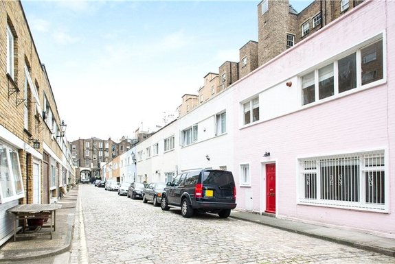 Gloucester Mews West, London, W2