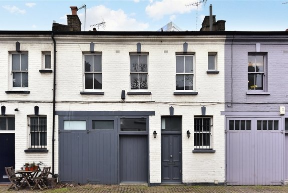 Scampston Mews, London, W10