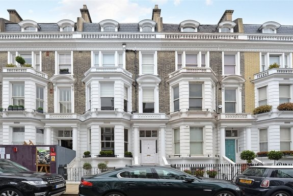 Stafford Terrace, Holland Park, London, W8
