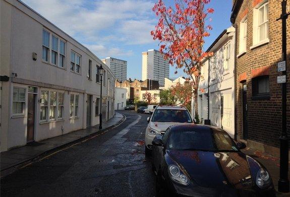 Addison Place, Holland Park, London, W11
