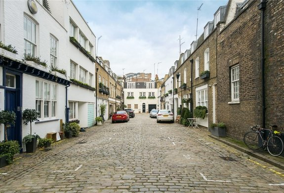 Albion Close, Connaught Village, Bayswater, W2