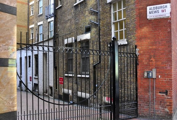 Aldburgh Mews, Marylebone, Westminster, London, W1U