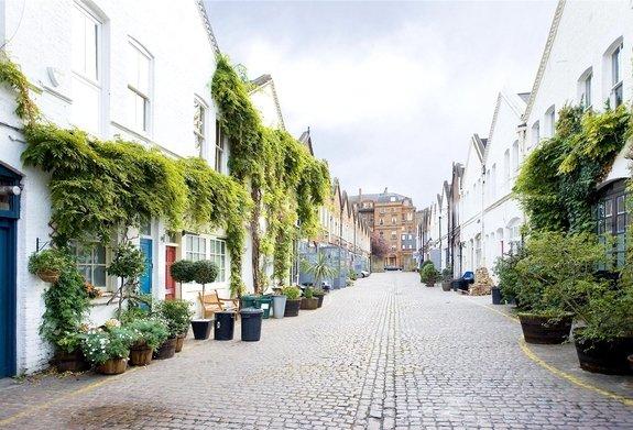 Astwood Mews, South Kensington, London, SW7